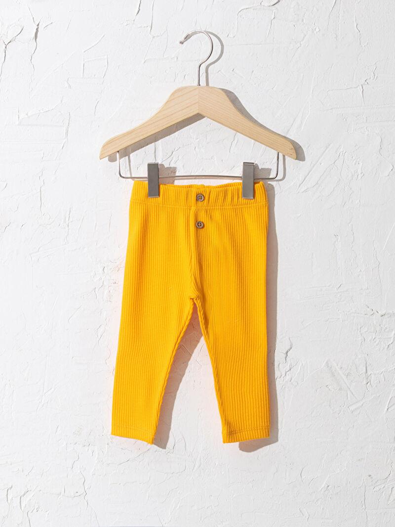Turuncu Yenidoğan Pantolon 0W9942Z1 LC Waikiki