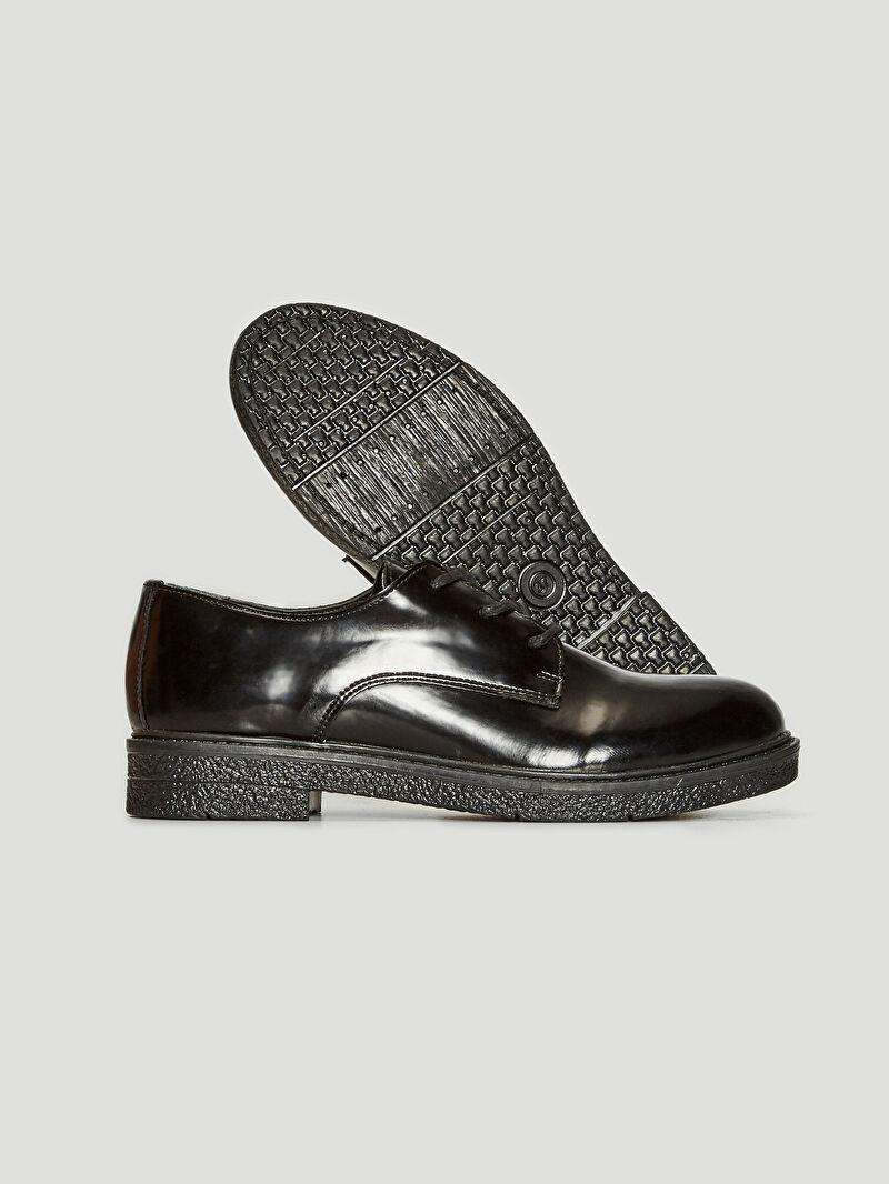 Kadın Kadın Bağcıklı Klasik Ayakkabı