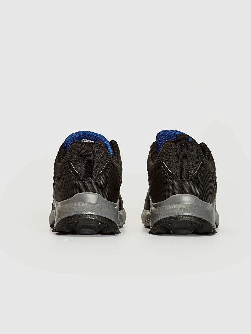 Siyah Erkek Trekking Ayakkabı