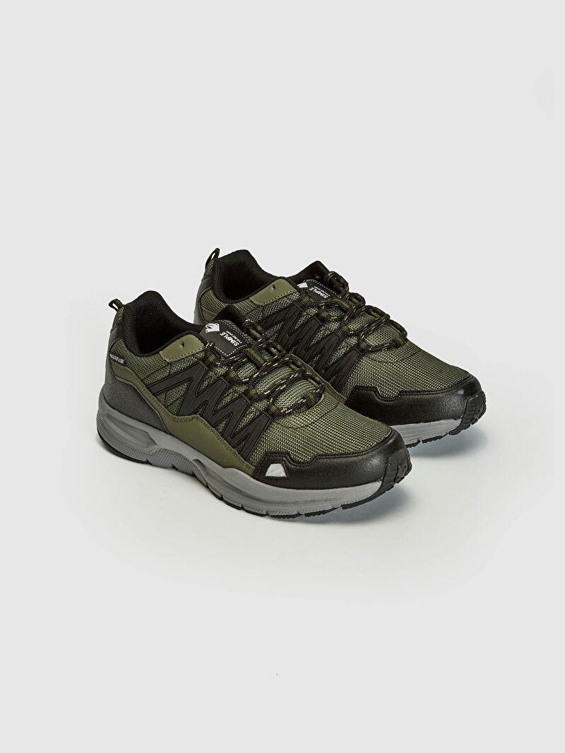 Erkek Bağcıklı Trekking Ayakkabı