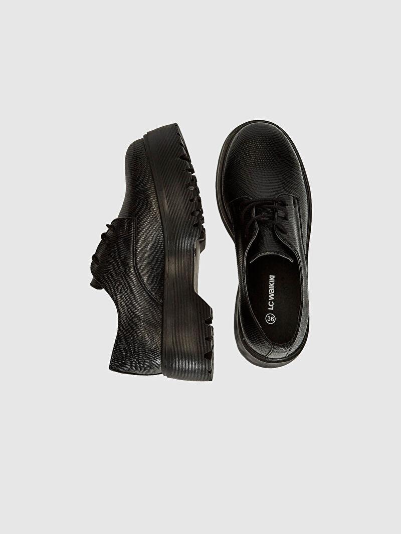 Kadın Kadın Bağcıklı Oxford Ayakkabı