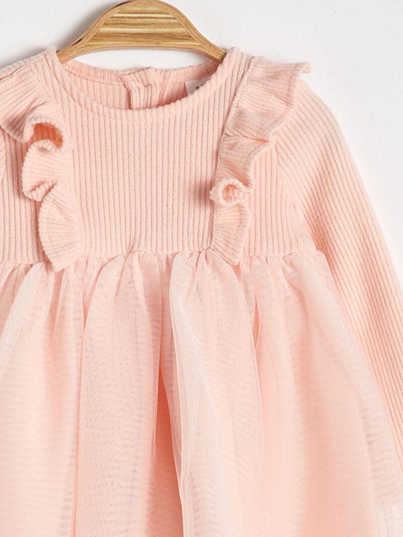 Kız Bebek Kız Bebek Elbise