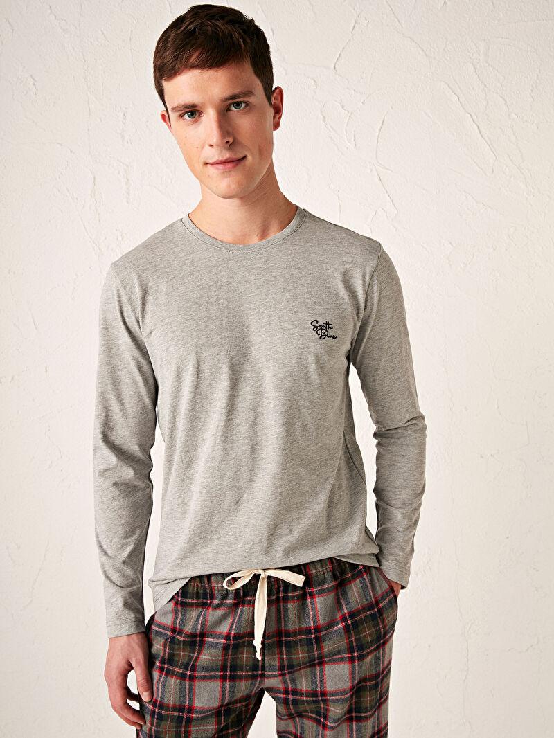 Standart Kalıp Pijama Takımı