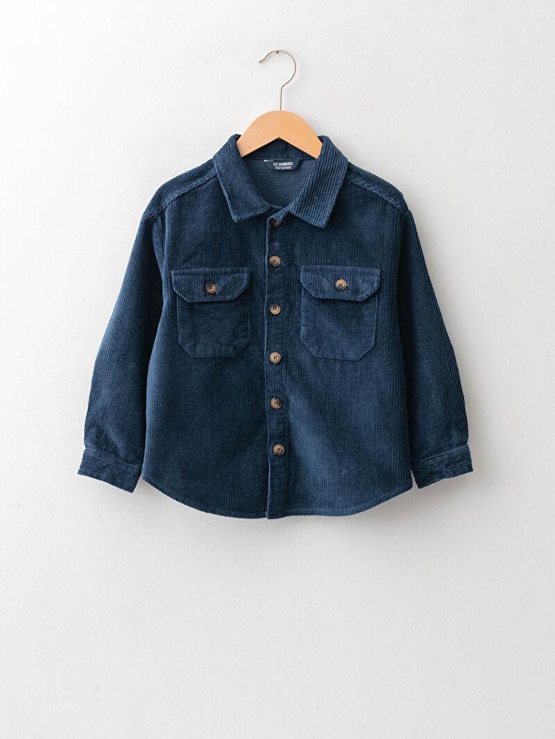 Рубашка -W16205Z4-LYB