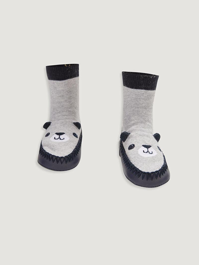 Домашние носки -W13402Z1-LAL