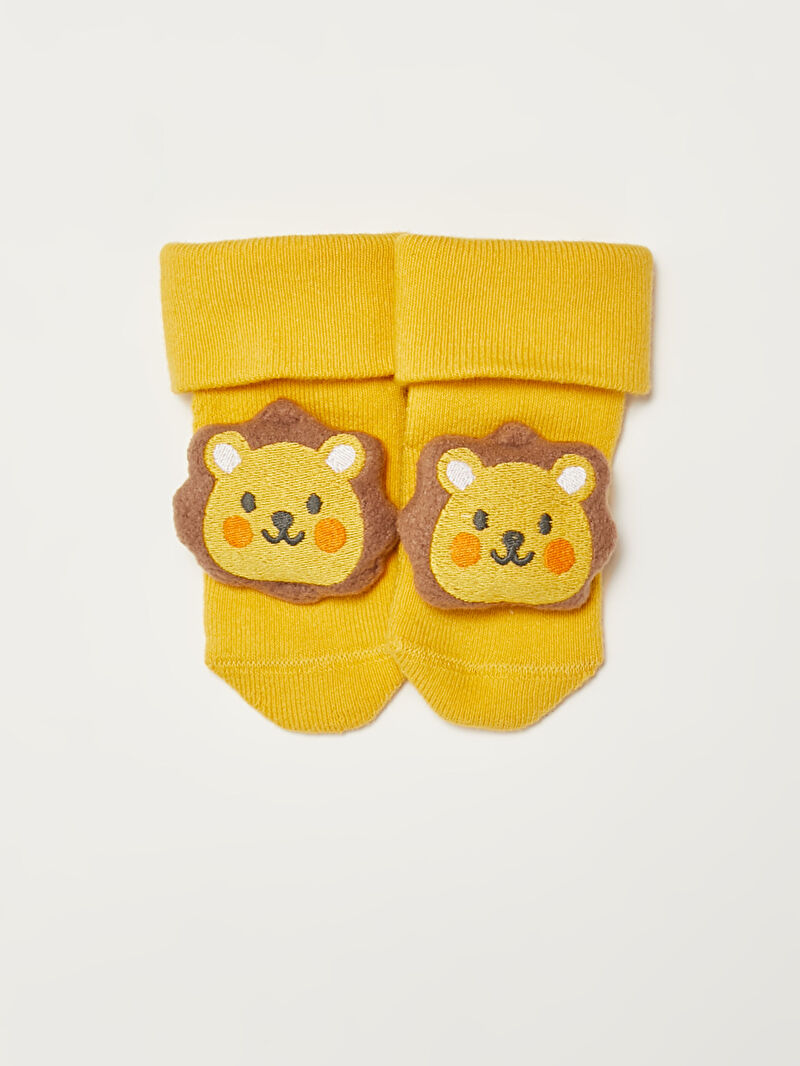 Домашние носки -W14502Z1-RQV