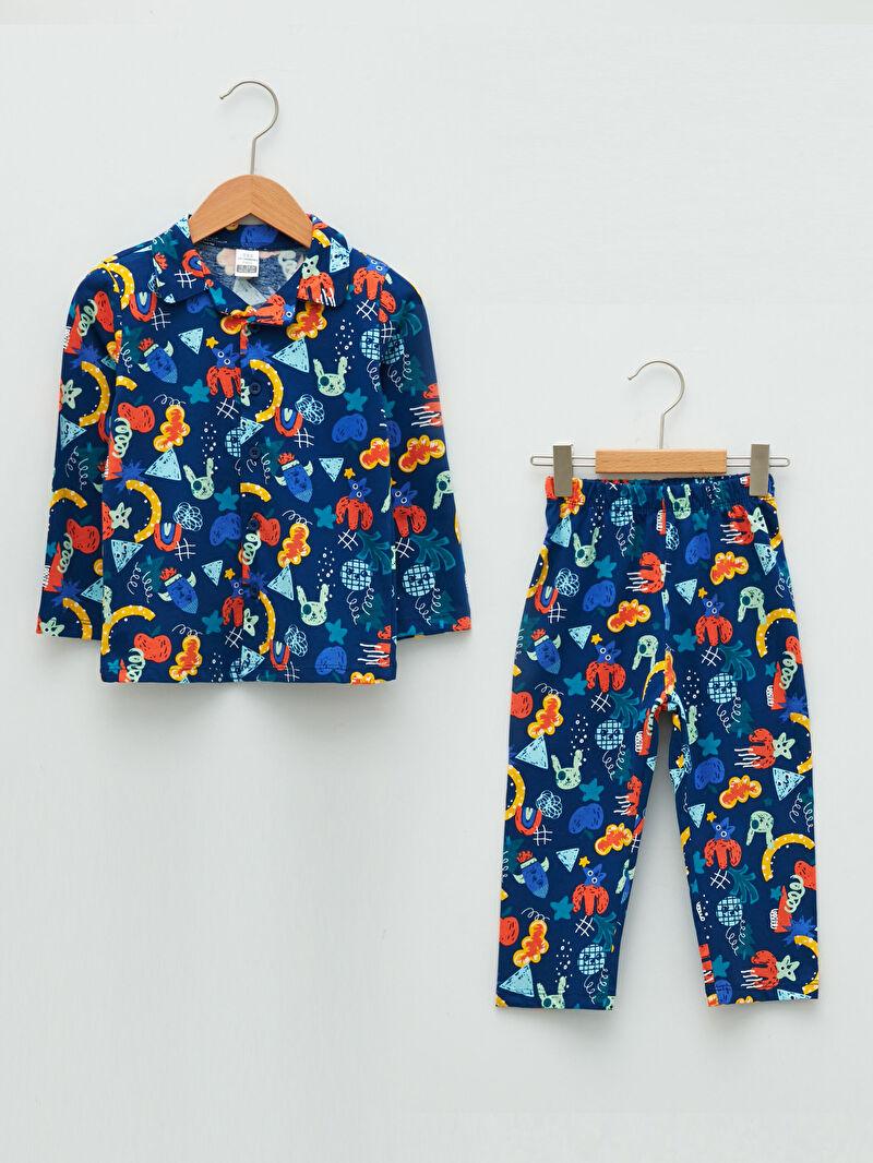 Пижамный комплект -W17078Z1-LSJ