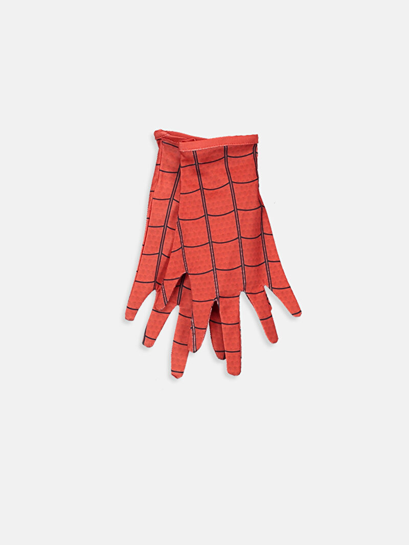 Erkek Çocuk Spiderman Kostüm